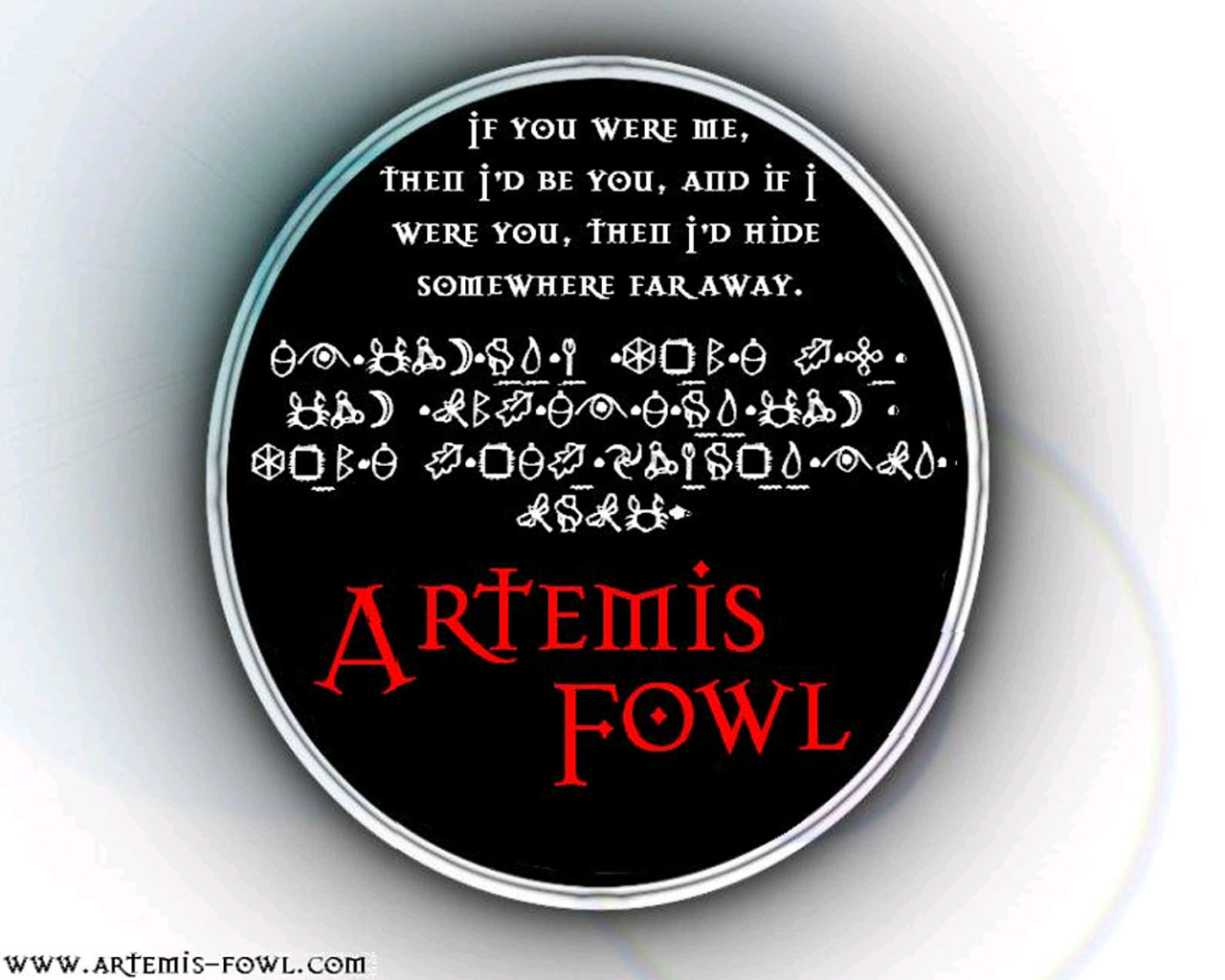 fanmade artemis fowl wallpapers - photo #36