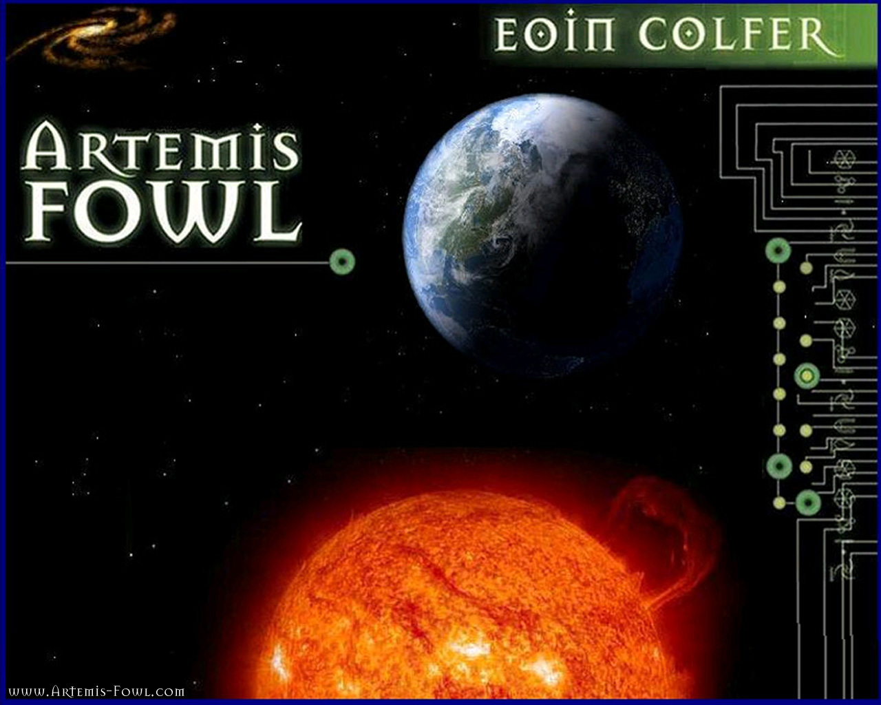 fanmade artemis fowl wallpapers - photo #8