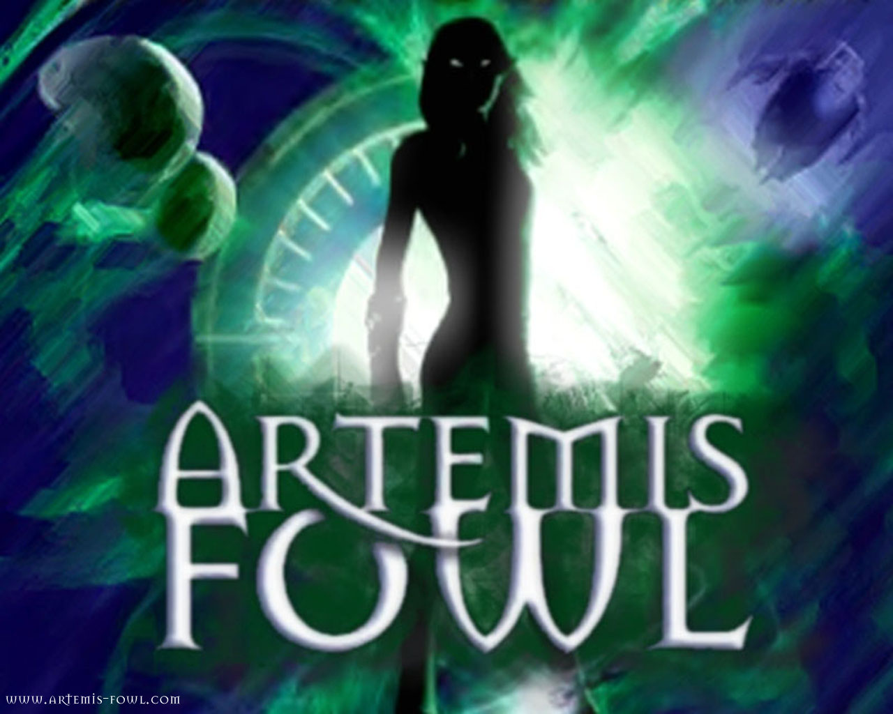 fanmade artemis fowl wallpapers - photo #2