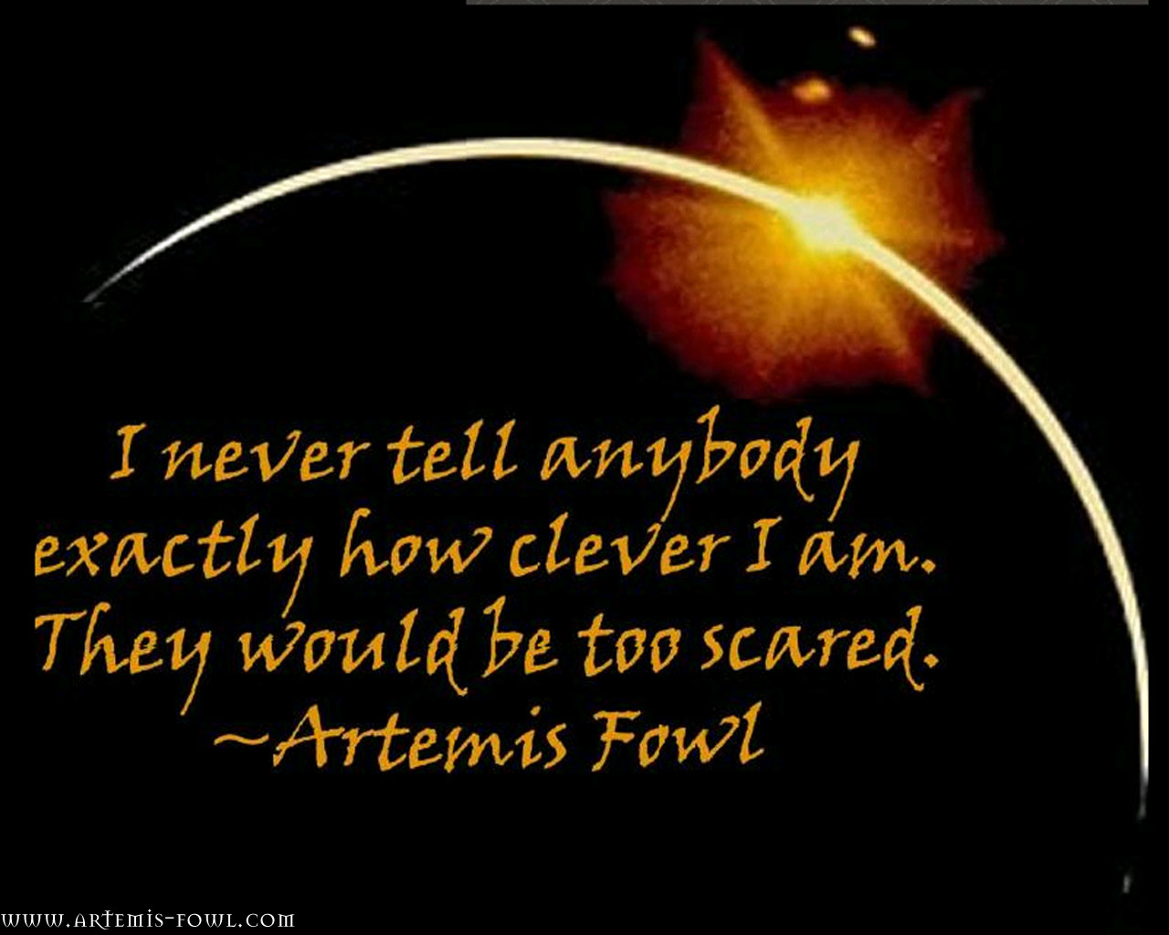 fanmade artemis fowl wallpapers - photo #38