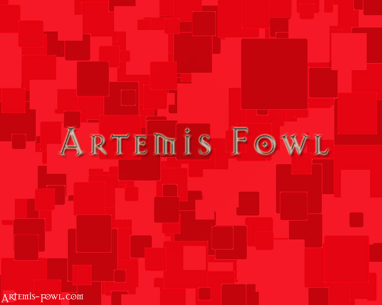 fanmade artemis fowl wallpapers - photo #13