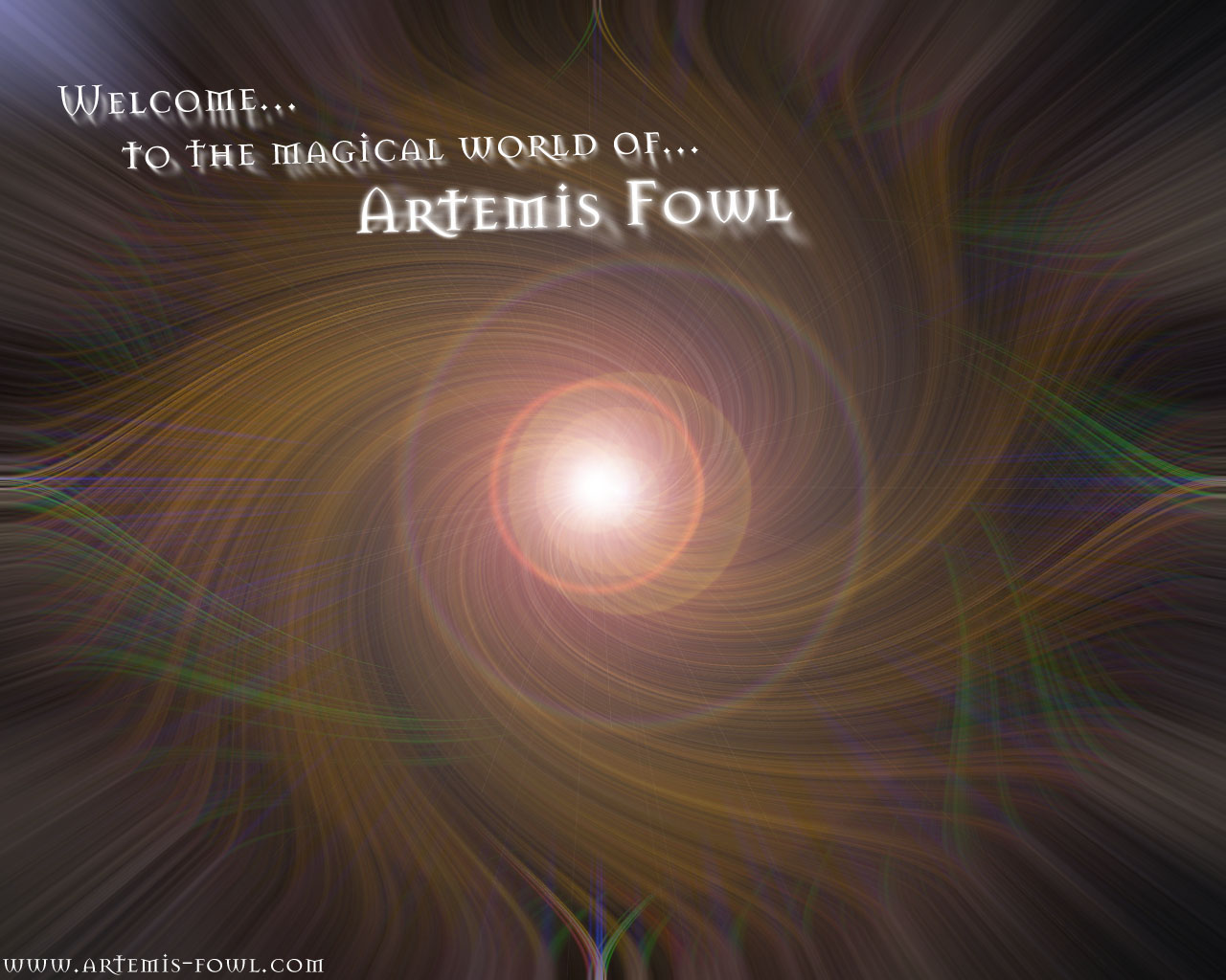 fanmade artemis fowl wallpapers - photo #9