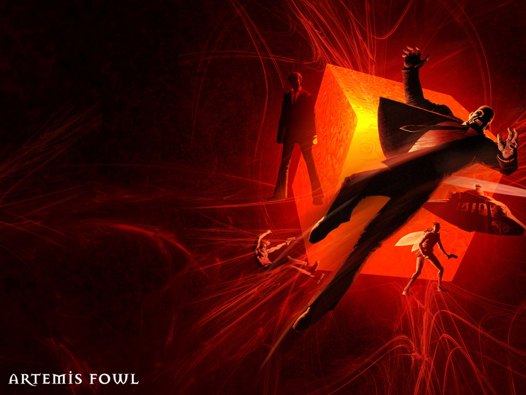 fanmade artemis fowl wallpapers - photo #32