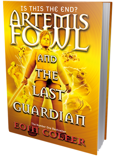 Is this really the end for Artemis Fowl?