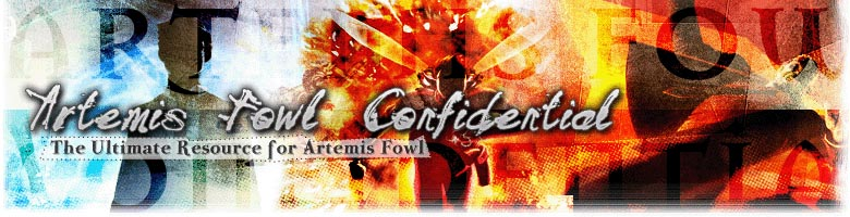 Artemis Fowl Confidential… is back!