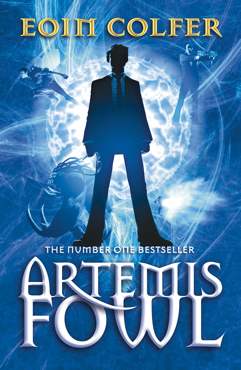 The Artemis Fowl #2: Arctic Incident Graphic Novel by Eoin Colfer