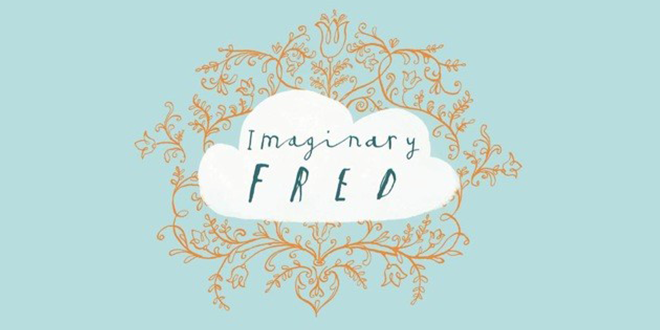Eoin Colfer & Oliver Jeffers team up for 'Imaginary Fred'