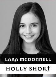 Lara Mcdonnell As Holly Short Artemis Fowl Confidential