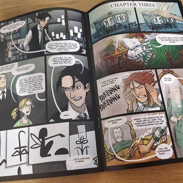 New Graphic Novels 2019 Artemis Fowl 2019 Graphic Novel   Artemis Fowl Confidential