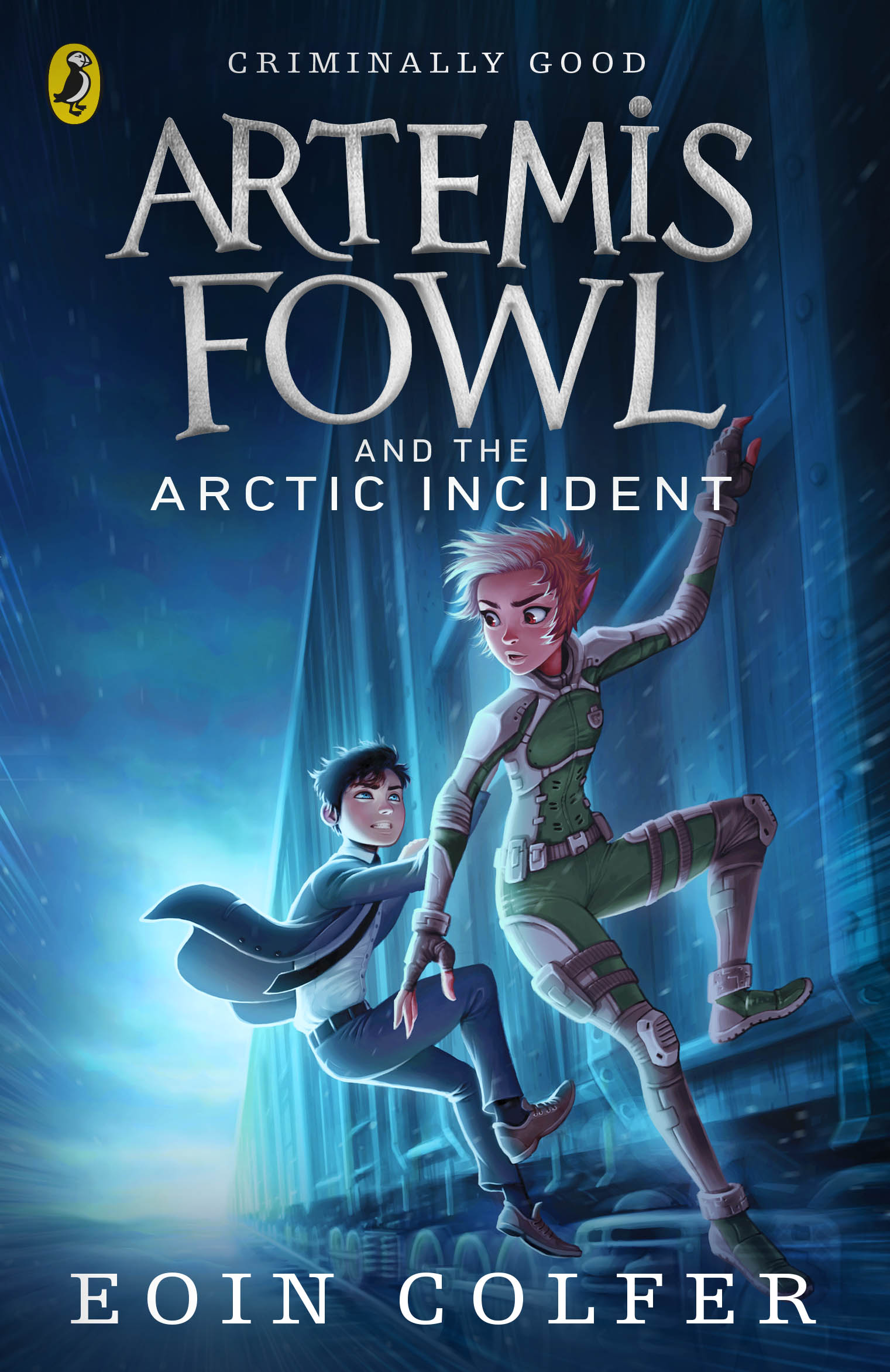 Artemis Fowl Confidential
