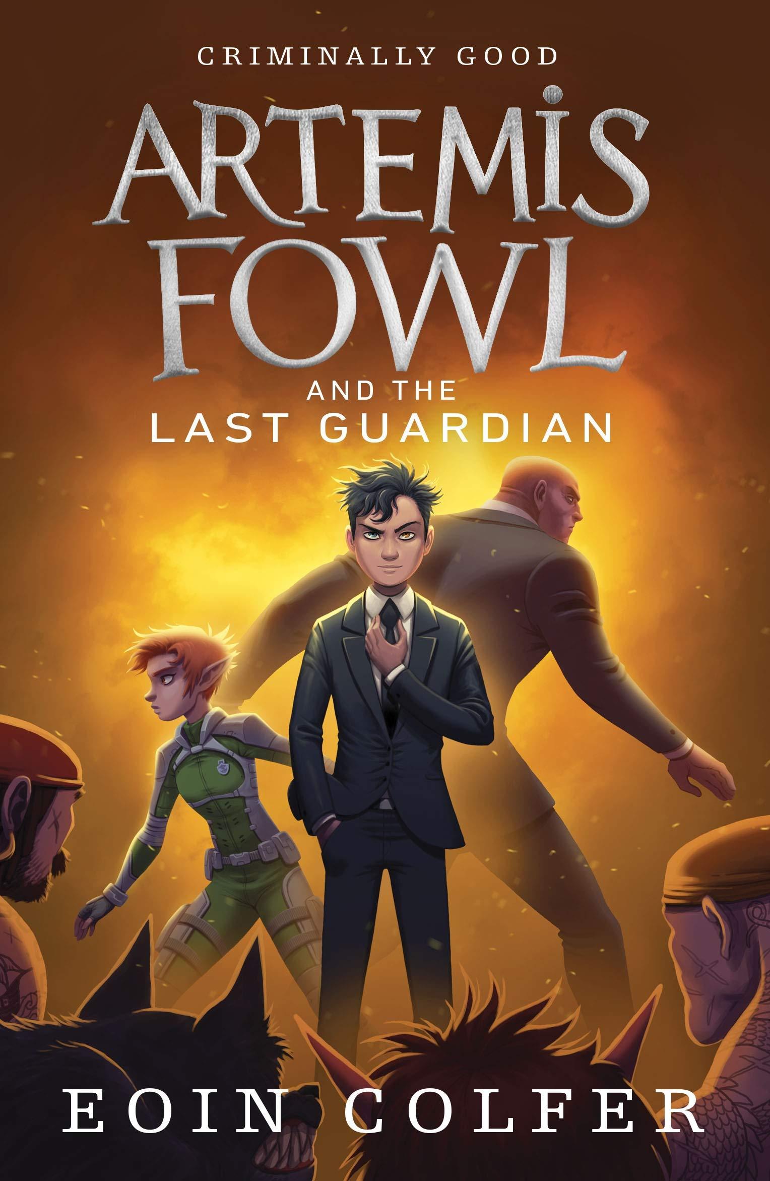 New Artemis Fowl UK Covers! | Artemis Fowl Confidential