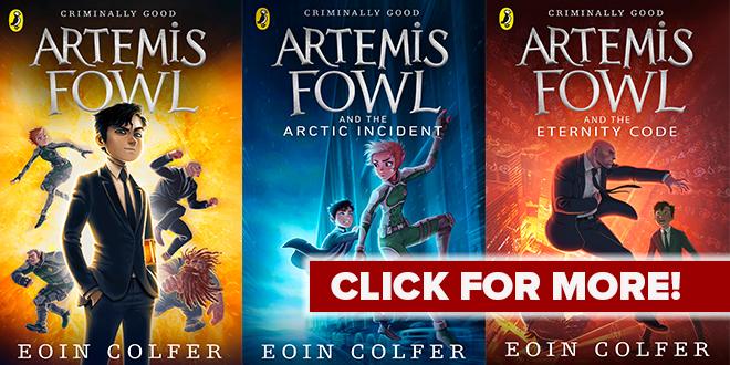 Artemis Fowl Book 8
