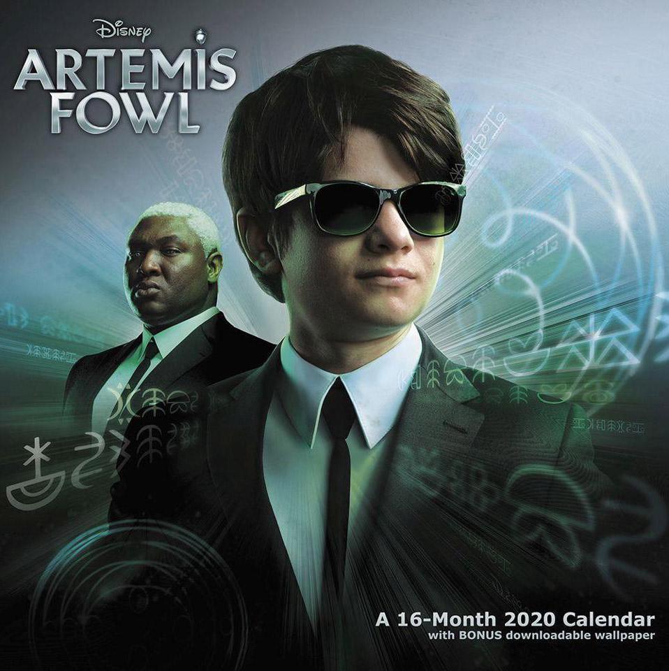 Artemis Fowl 2020 Calendar - First look at Holly Short ...